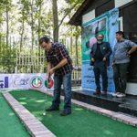 اسپانسر مسابقات رسمی مینی گلف جام مدافعان سلامت - اسپانسریاب
